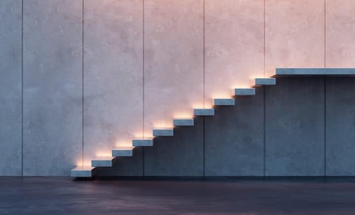 Betonnen Trap Voorbeelden : Moderne betonnen trappen: moderne trap dr m. tips voor de perfecte