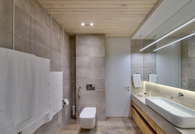 plafond badkamer 5 soorten plafondbekleding voordelen