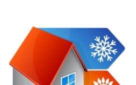Ventilatiesysteem D met warmterecuperatie
