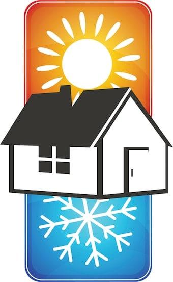 Werking van Ventilatiesysteem met warmterecuperatie tijdens zomer en winter