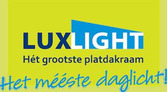 Luxlight - Het grootste platdak raam