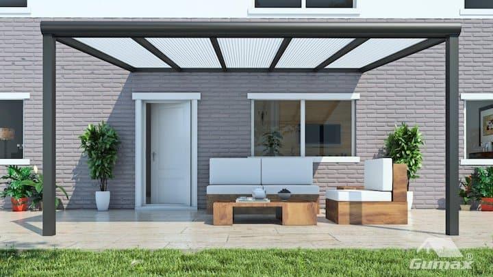 Open Veranda in PVC