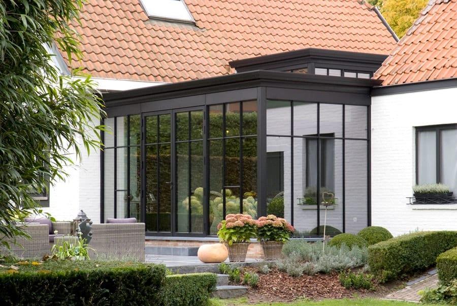 veranda prijs prijzen van een standaard of op maat gemaakte veranda. Black Bedroom Furniture Sets. Home Design Ideas